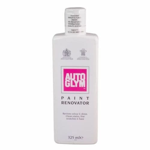 Autoglym Paint Renovator 325ml Paintwork Scratch Blemish Silicone-Free