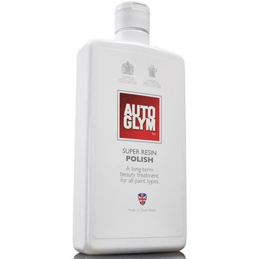 Autoglym Super Resin Polish 500ml - Remove Minor Scratches - Restore Paintwork