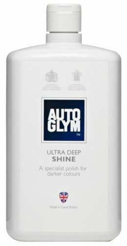 Autoglym Ultra Deep Shine Polish Restore Protect Dark Gloss Paint Finish 1 litre