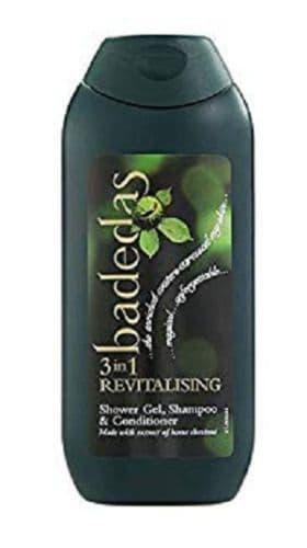 Badedas 3 in 1 Shower Gel, Shampoo & Conditioner (200ml)