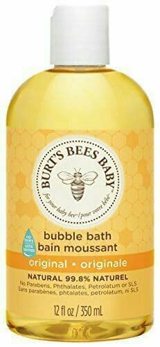 Burt's Bees Baby Bee Bubblebath, 350ml / 12Fl Oz by Burt's Bees Brand New