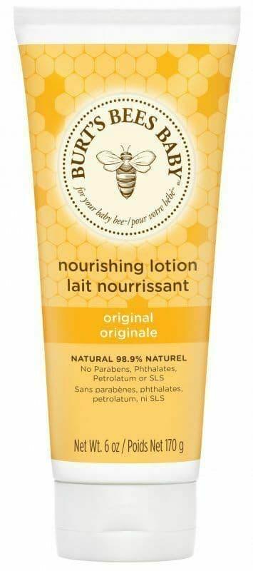 Burt's Bees Baby Bee Original Buttermilk Lotion 170g 01011-14, Skin Care