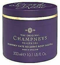 Champneys Health Spa Heavenly Days Relaxing Butter Souffle Moisturiser 300ml New