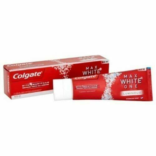 Colgate White Max One Luminous Toothpaste - 75 ml