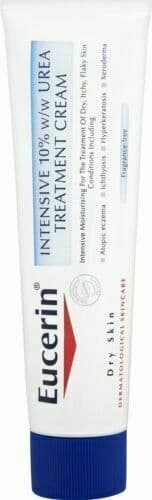 Eucerin Dry Skin Treatment Cream Intensive 10% Urea 100m