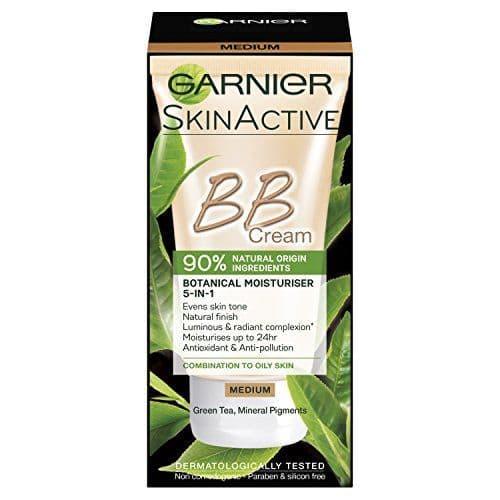 Garnier BB Cream 90% Natural Origin Medium Tinted Moisturiser 50ml