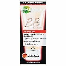 Garnier BB Cream Anti Ageing Light Tinted Moisturiser, 50 ml