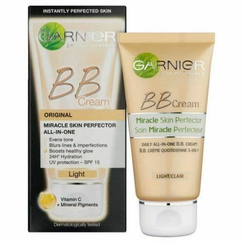 Garnier Miracle Skin Perfector Daily All-In-One BB Cream - Light 50ml