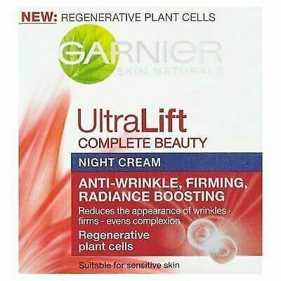Garnier UltGarnier Ultralift Anti Ageing Night Cream 50ml