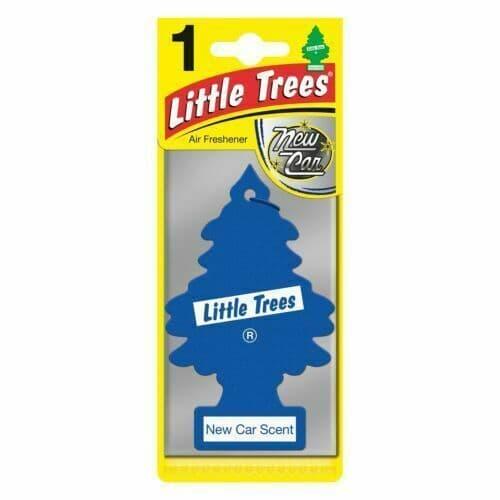 Genuine Magic Tree Little Tree CAR VAN Air Freshener *NEW CAR*