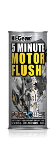 Hi-Gear 5 Minute Motor Flush 444 ML Engine Flush Made in USA