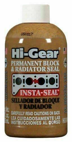 HI GeHI ar PERMANENT BLOCK & RADIATOR SEAL - Instant Seal - All vehicles - Quick