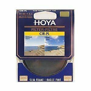 Hoya 52 mm Polarisationsfilter