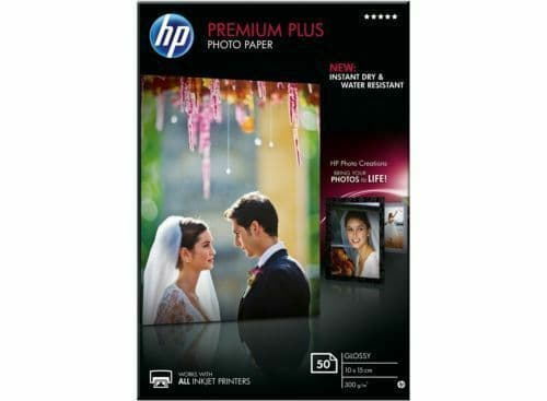 HP A6 Photo Paper for Officejet Pro 8100 6100 e-Printer 105mm x 148mm