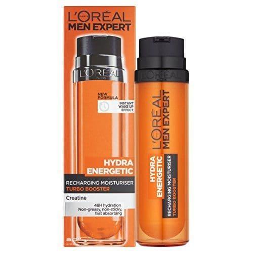 L'Oréal Men Expert Skin & Stubble Moisturising Gel 50ml Skin & stubble Vitamin E