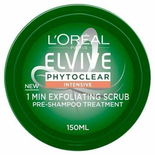 L'Oreal Elvive Phytoclear Anti Dandruff Scalp Scrub 150ml