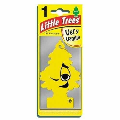 Little Tree Car Air freshener - Very Vanilla - Magic Tree