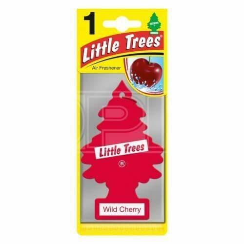 Little Trees Wild Cherry - 2D Air Freshener