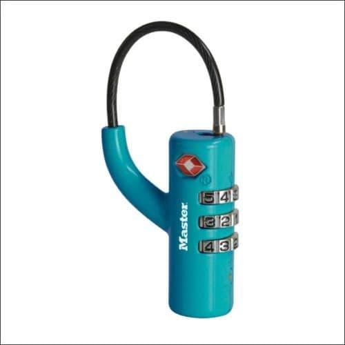 Master Lock Cactus Combination Lock 18mm