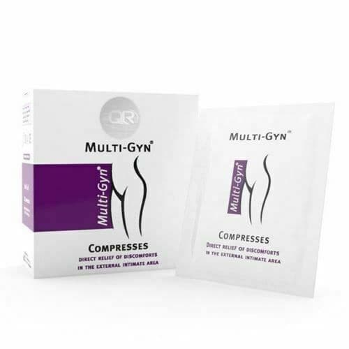 MULTI-GYN MATERNITY COMPRESSES - 12pack