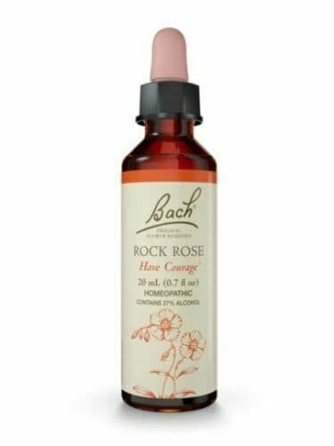 Nelsons Bach Original Flower Remedies 20ml | ROCK ROSE