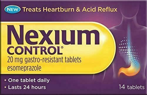 NEXIUM Control 20mg Tablets (14 Tablets)