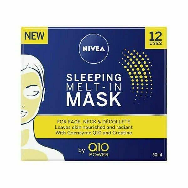 Nivea Q10 Power Sleeping Mask 50ml