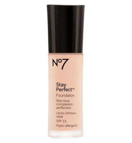 No7 AIRBRUSH AWAY FOUNDATION DEEPLY  30ml Calico