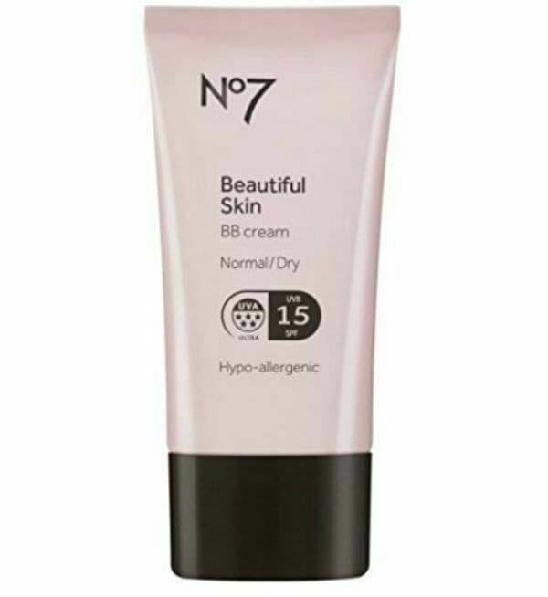 No7 Beautiful Skin BB Cream for Normal / Dry skin Make Up Beauty Balm 40m lFAIR