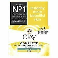 Olay Anti-Wrinkle Daily Moisturiser 40+ Lotion 100 ml