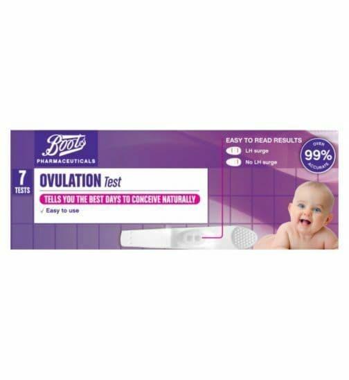 Ovulation Test Kit 7 tests