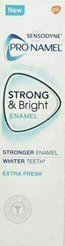 Sensodyne P/Namel Strng&Brt Toothpaste