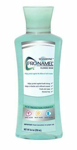 Sensodyne ProNamel Daily Mouthwash 250ML