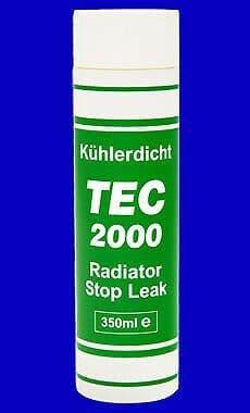 TEC 2000 Radiator Stop Leak