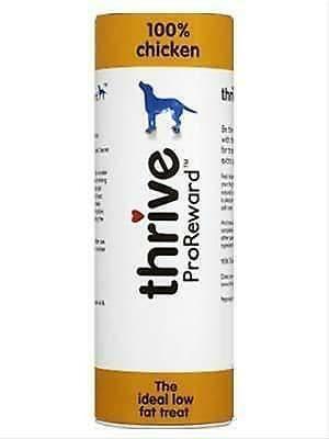 Thrive Dog Reward Chicken 60g