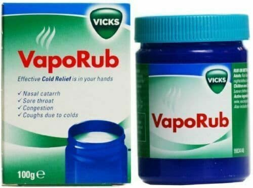 Vicks VapoRub - 100g