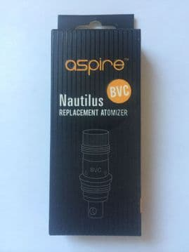 Nautilus Coils BVC Pack of 5
