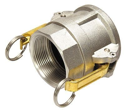 "1"" cam coupling c/w female BSP - part D"