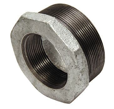 "3"" x 2"" bush - galvanised iron"