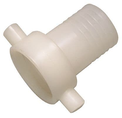 "3"" x 75mm(3"") c/w lugs hose tail c/w female BSP swivel"