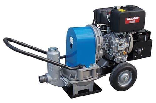 DryMax Diesel Trash Pump