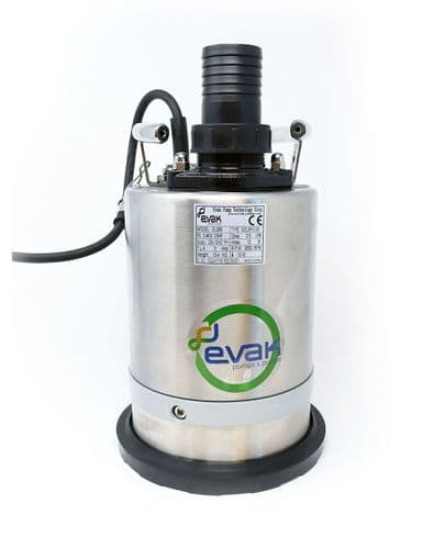 Evak Residox Puddle Sucker Pump