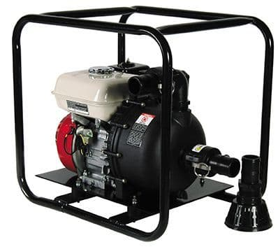 Poly Petrol or Diesel Chemical Seawater Pump
