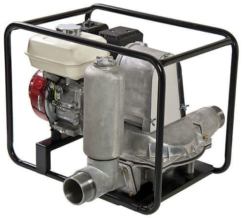 Tsurumi TD Petrol Diaphragm Trash Pump