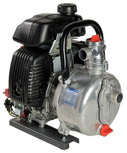 Tsurumi TEF TEW Petrol High Pressure Pump