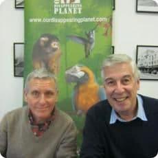 Chris Ryan and Jeffrey Holland