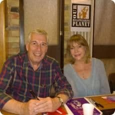 Jeffrey Holland and Judy Buxton