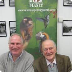 Rupert Vansittart and Moray Watson