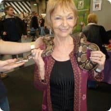 Sheila Reid OBE
