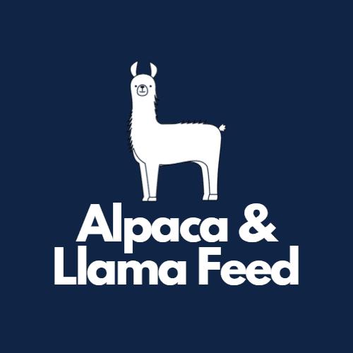Alpaca & Llama Feed